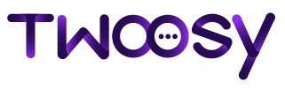 TWOOSY LOGO purple